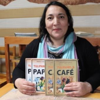 tehuelche noticias: Escritora y Documentalista Verónica Cabezas: Narrativa Actual y Profundamente Comprometida