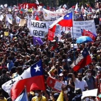 tehuelche noticias: Triunfo de la izquierda en Chile: se abrieron las grandes alamedas