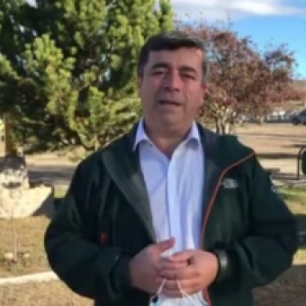 tehuelche noticias: Alcalde reelecto Nelson Opazo agradece respaldo ciudadano y llama a Concejales a trabajar en unidad