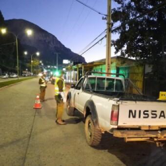 tehuelche noticias: Carabineros Aysén refuerza servicio por fin de semana largo